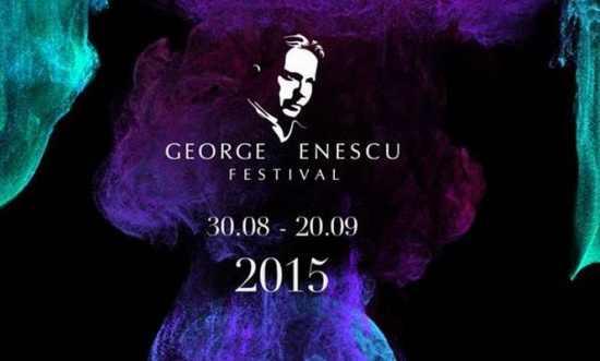 afiș festival enescu 2015