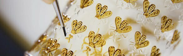 sticla cu albine la aniversarea de 160 de ani