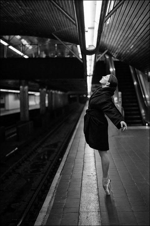 subwayballerina