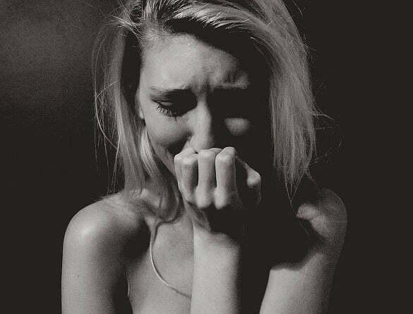 femeie durere