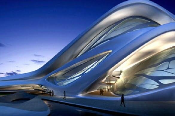 Abu Dhabi Performing Arts Centre, Abu Dhabi, United Arab Emirates