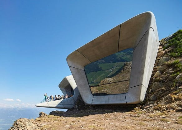 Messner Mountain Museum.