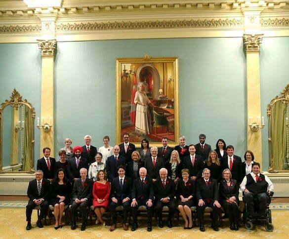 guvernul canadian
