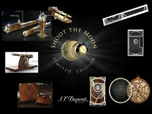 s t dupont shoot the moon