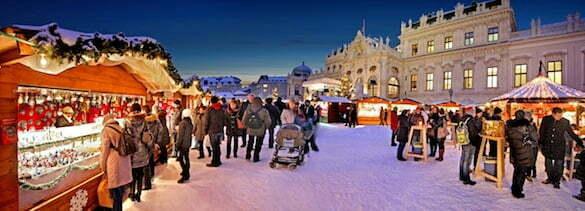 weihnachtsmarkt-vor-dem-belvedere-in-wien-copyright-ôsterreich-Werbung-Julius Silver