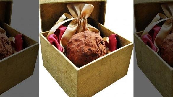 2. Knipschildt Chocolatier's Madeline truffle