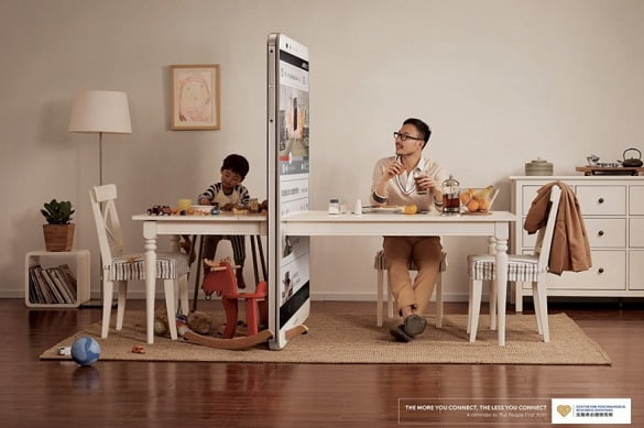 campanie sociala telefoane mobile