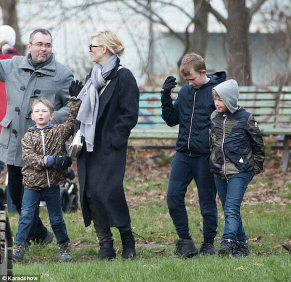 Family Cate Blanchett