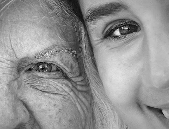 bunica si fiica