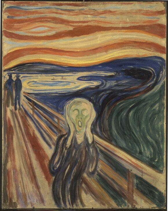 Munch, Strigătul