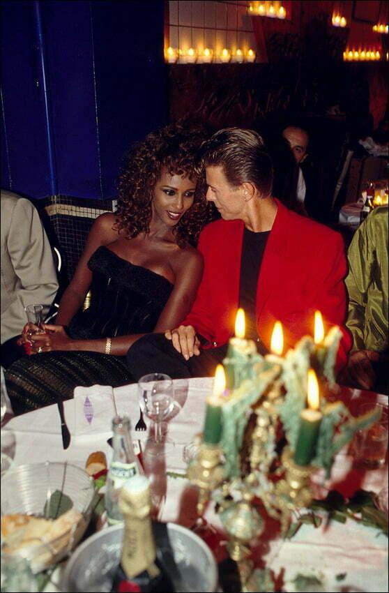 18/09/1991. SOIREE FRANCESCA DELLERA AUX BAINS