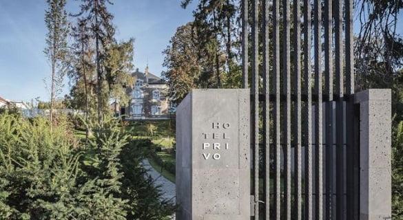 Hotel-Privo-Targu-Mures-park