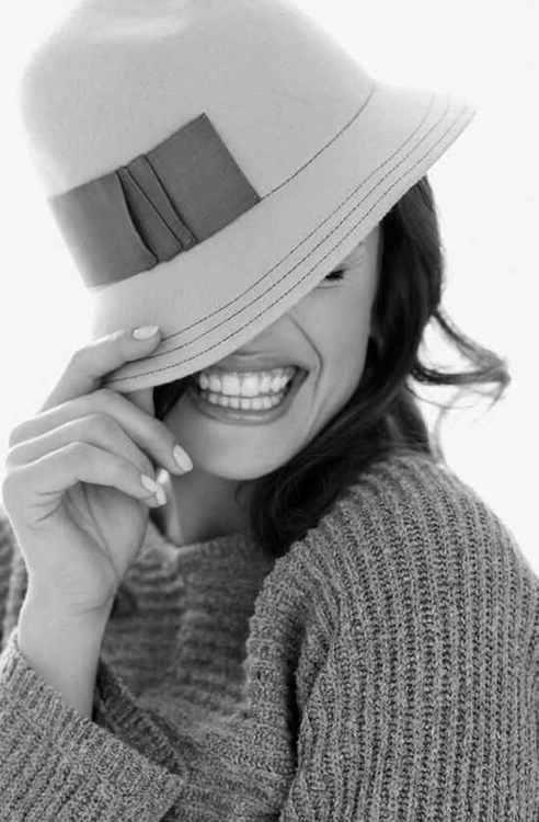 femeie fericită