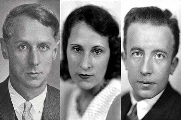 Max Ernst, Gala și Paul Éluard