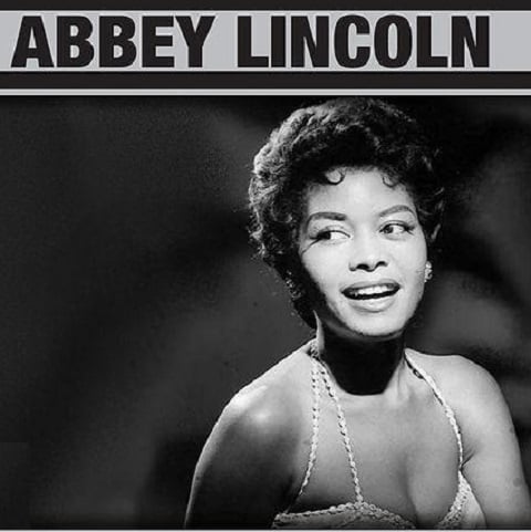 Abbey Lincoln - And it's supposed to be love