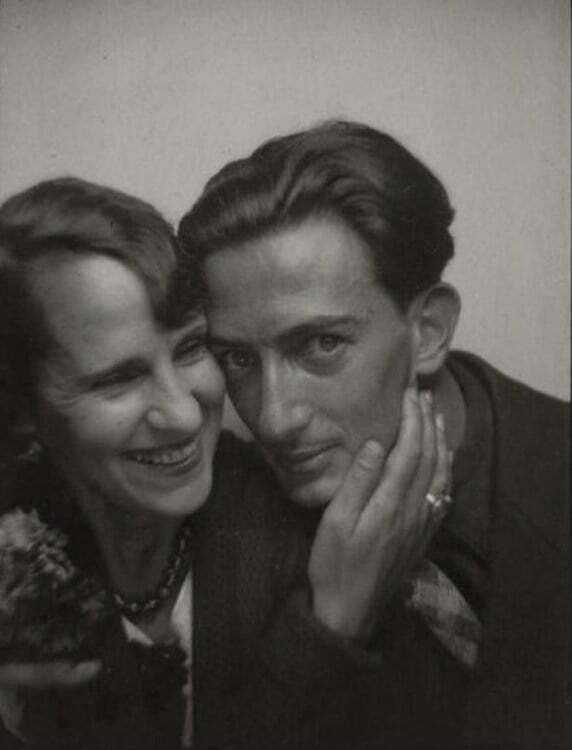 gala dali 1930