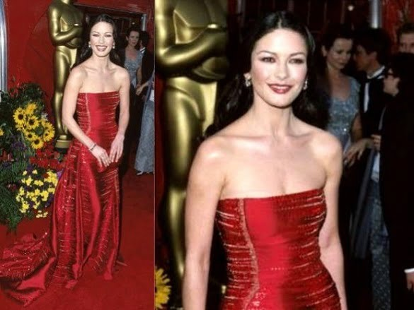 Catherine Zeta Jones – Versace