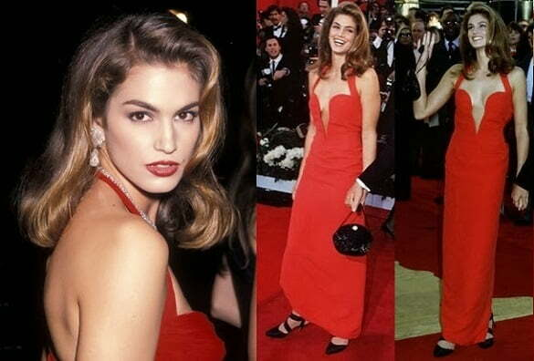 Cindy Crawford – Versace