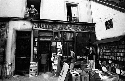 Shakespeare-and-Company-en-la-actualidad