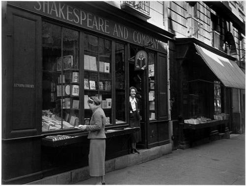Sylvia-Beach-en-Shakespeare-and-Company