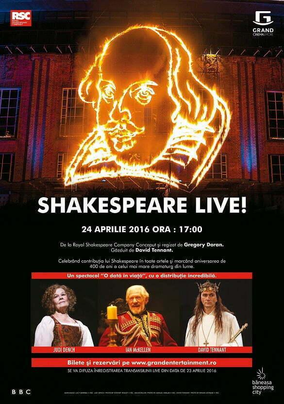 Grand Cinema & More_Shakespeare Live