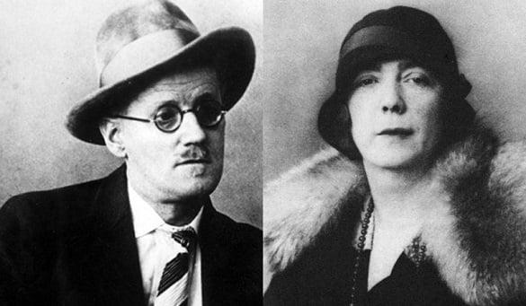 James Joyce and Nora Barnacle