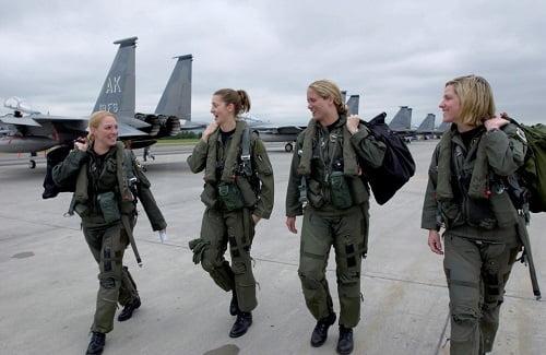 femei soldat SUA