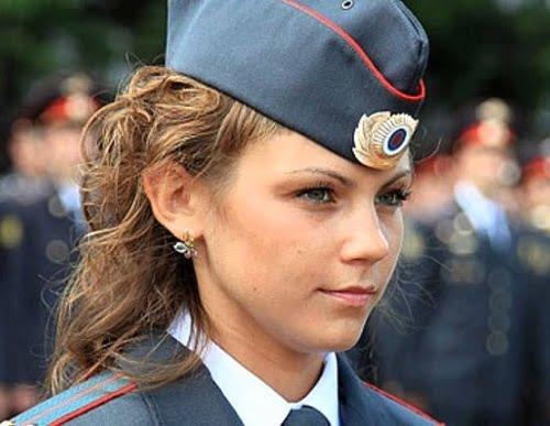 femei soldat rusia