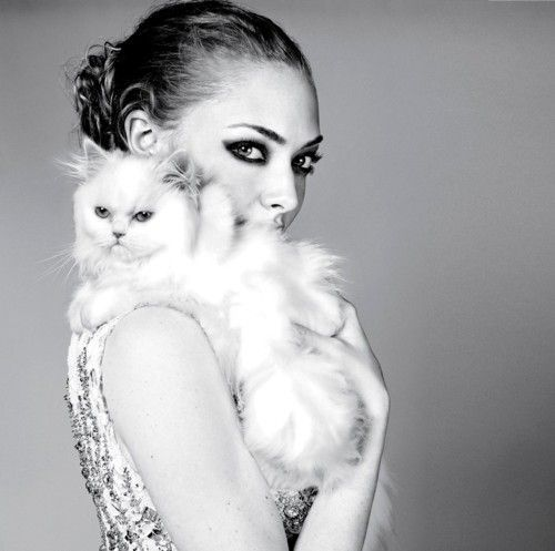 femeie cu pisica2