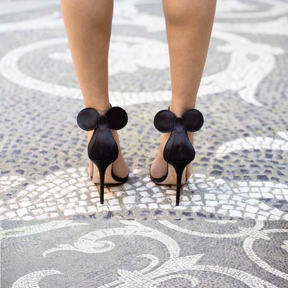 minnie sandals