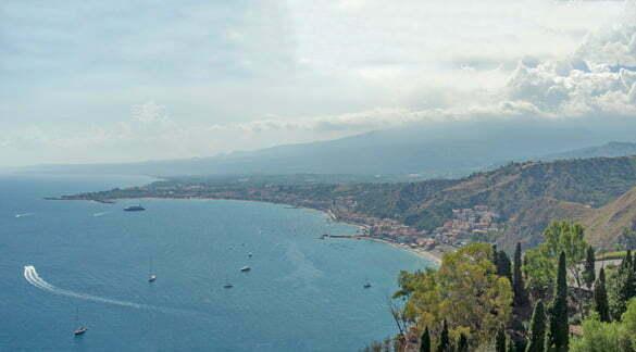 14. Italy, Sicily - Catania, Etna