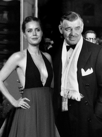Clark Gable & Amy Adams