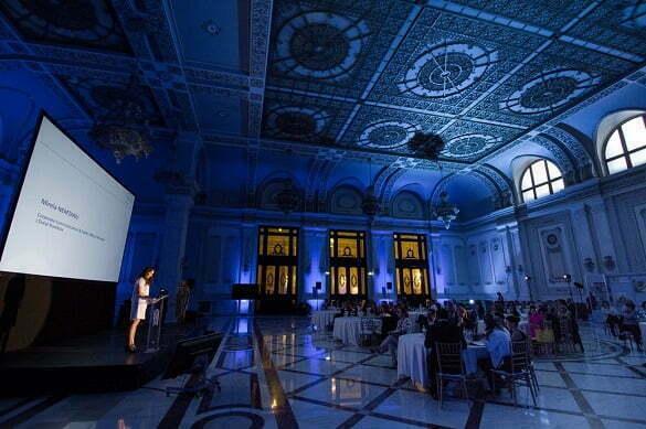 L'Oreal UNESCO Pentru femeile din stiinta_Ceremony Awards