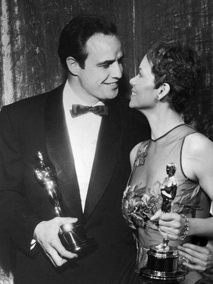 Marlon Brando & Halle Berry