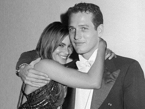 Paul Newman & Sofia Vergara