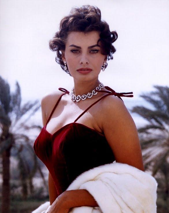 Sophia Loren, la única actriz galardonada en los premios «Óscar», «Grammy» y «Globo de Oro».