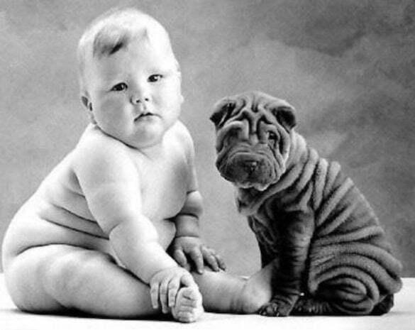 copil obez