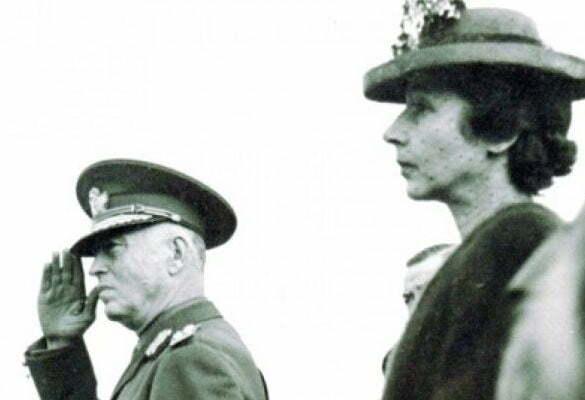 mareșalul anotnescu și soția