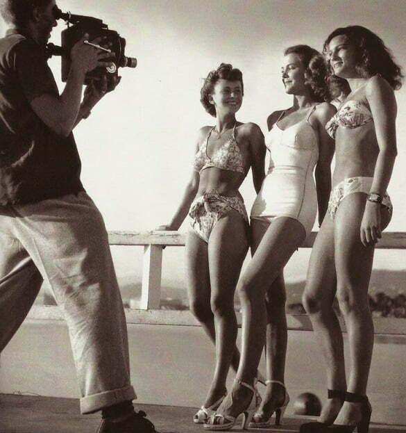 Croisette 1947