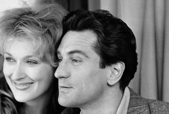 Meryl Streep şi Robert de Niro
