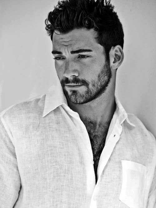 barbat frumos