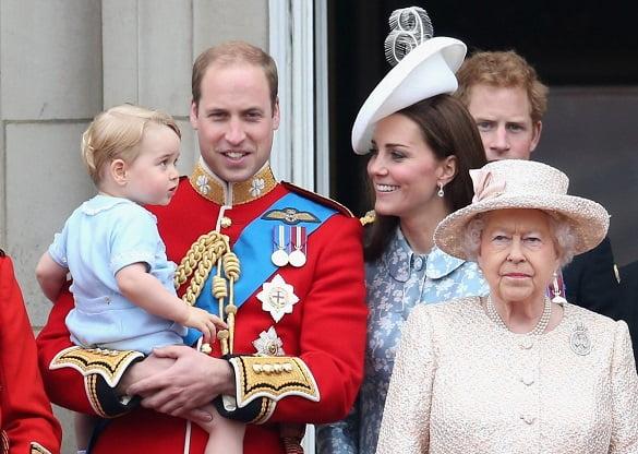 familia regala marea britanie