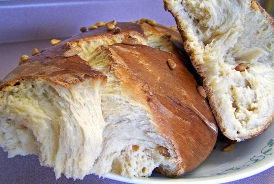 paine greceasca