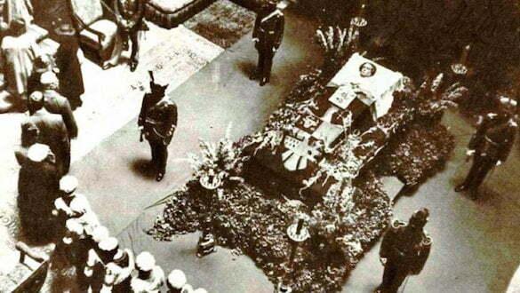 regina maria funeralii