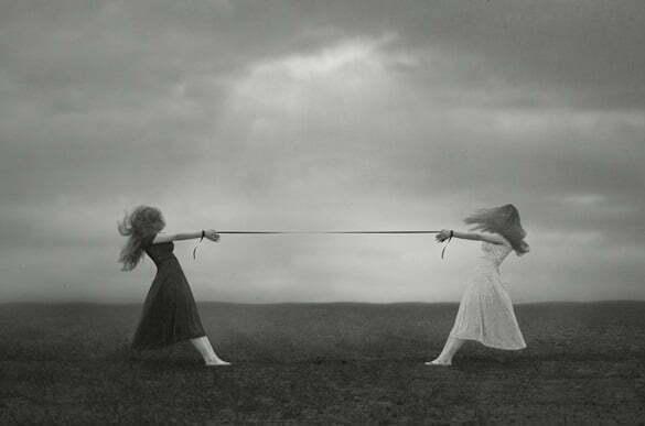 rivale femeie