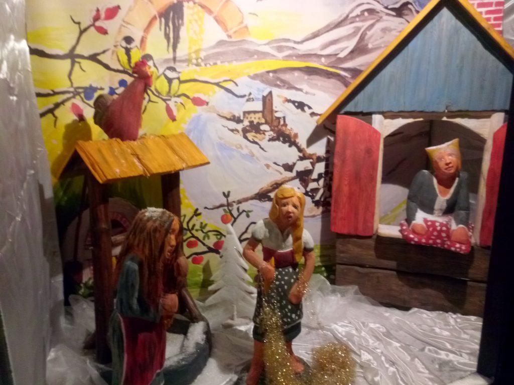 Aleea Poveștilor în Târgul de Crăciun, Zwickau