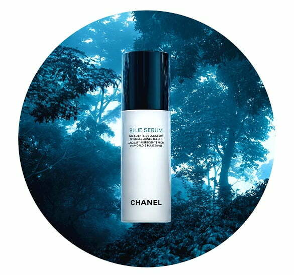 blue serum chanel