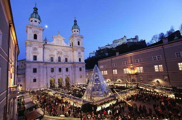 Salzburger Christkindlmarkt, Salzburg, 20091128, foto: wildbild