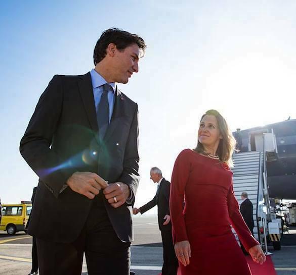 Freeland Trudeau