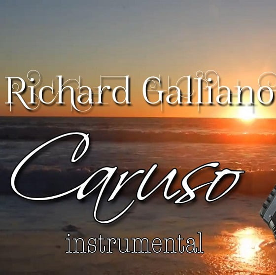 Richard Galliano - Caruso